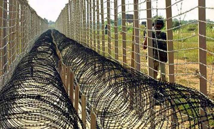 Indo Pak Border Fence Breached Jk On High Alert India