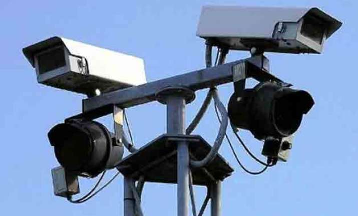 obama in india cctv cameras to keep hawk s eye in central