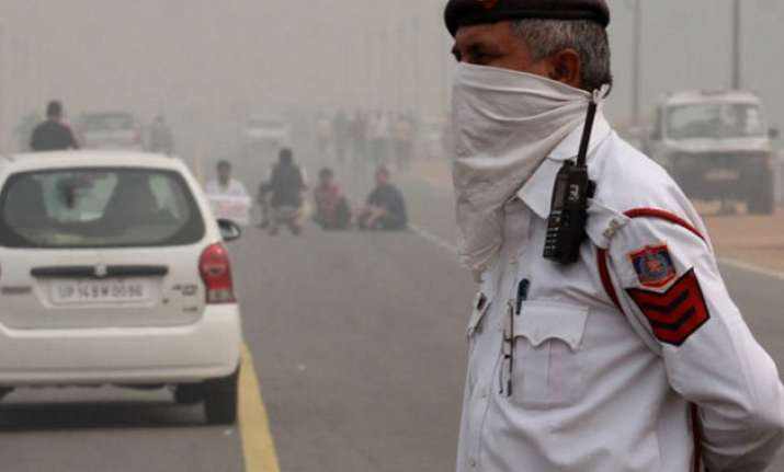 air quality worsened after end of odd even scheme says cse
