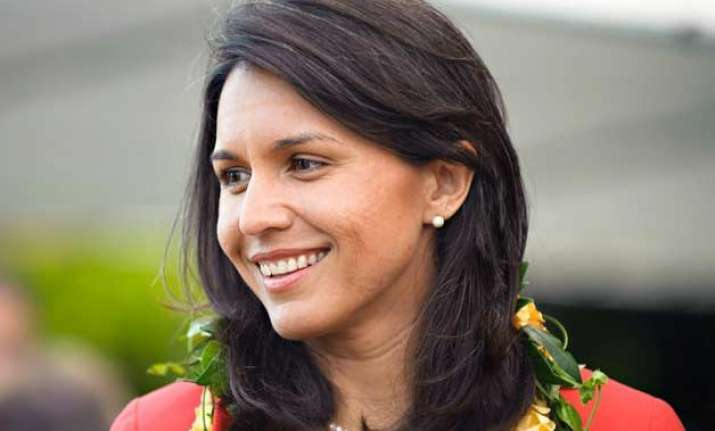 india us moving in the right direction tulsi gabbard