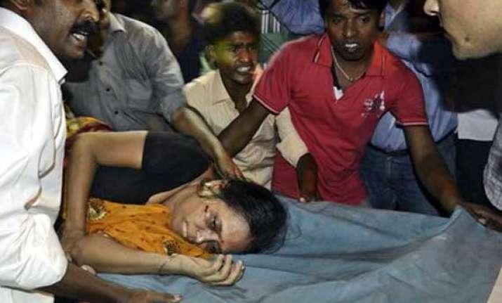 33 dead in stampede outside patna gandhi maidan after