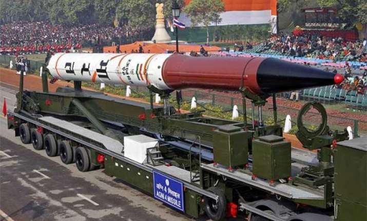 india s missile programme for peace drdo chief