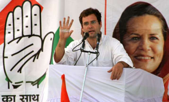 congress yatra aimed at weaning away dalits from bsp