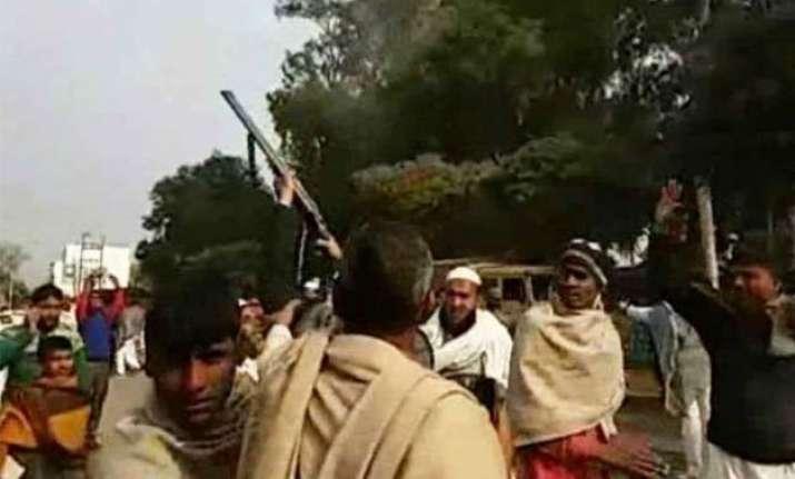 200 booked in shamli celebratory firing incident hunt on