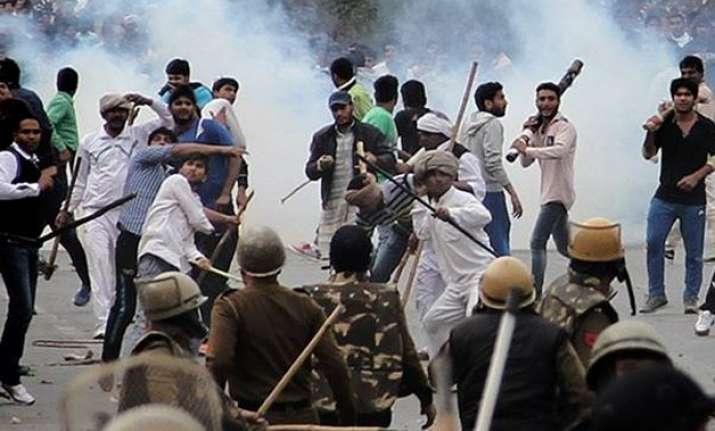 12 killed 150 injured in haryana violence police
