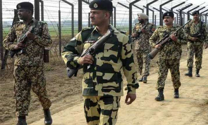 bsf lodges protest over suspected pak uav snooping in west