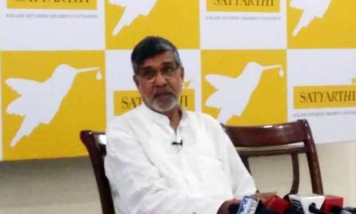 kailash satyarthi why religious leaders don t speak on