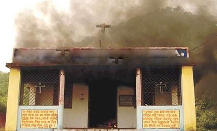 cabinet rejects commission report on church attacks