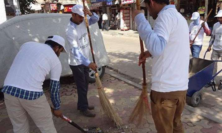 swachh bharat abhiyan launched in punjab haryana