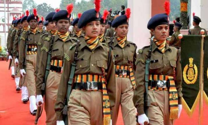 govt to recruit women officers in itbp for first time