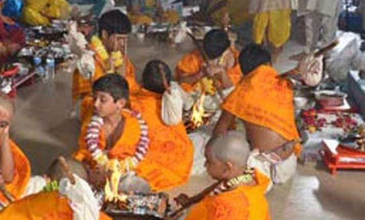brahmins in gujarat demand reservation salary for priests