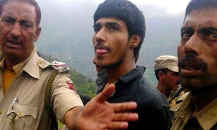 pak terrorist naved before cjm for recording statement