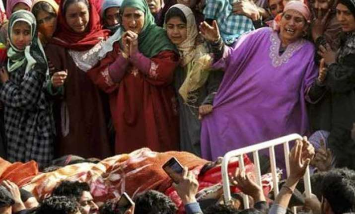 class 10 topper among three hizbul militants killed in