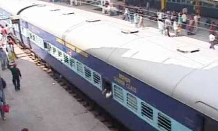 trains from north running late by over 6 hrs