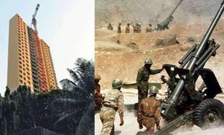 kargil heroes in adarsh society turn out to be fake