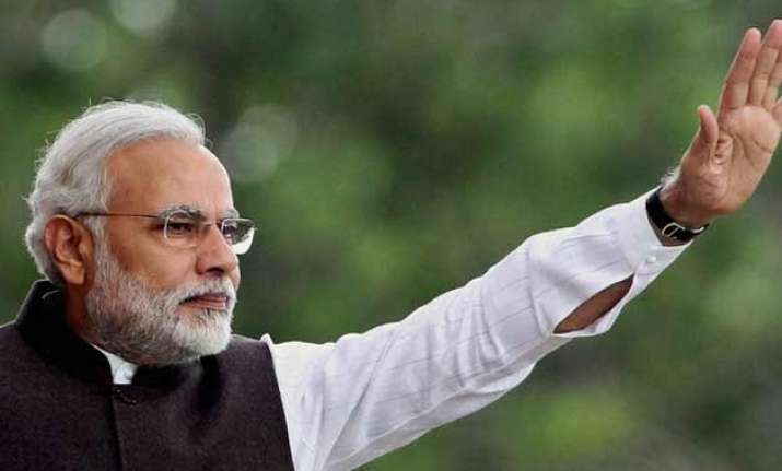pm modi to begin three nation visit on thursday