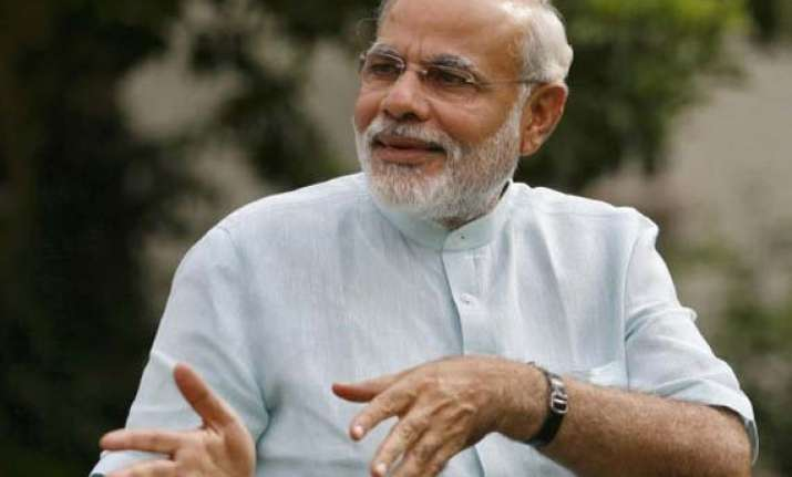 pm modi ushers in acche din for woman professor