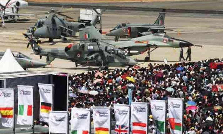 aero india concludes no mega deal signed