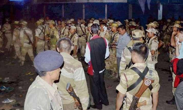 dimapur lynching centre seeks report from nagaland puts