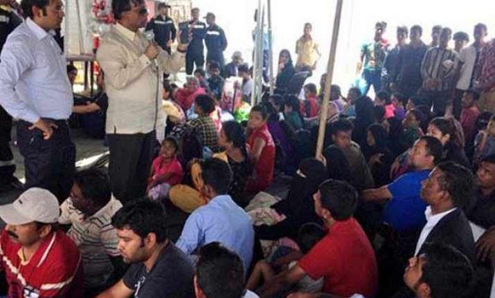 evacuation of bangladeshis from yemen diplomat thanks india