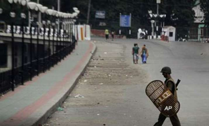 curfew lifted from entire kashmir valley
