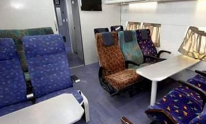 fire proof seats and jerk free rides railways to roll out