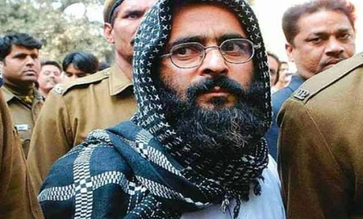 afzal guru row constructed conspiracy by state jnu prof