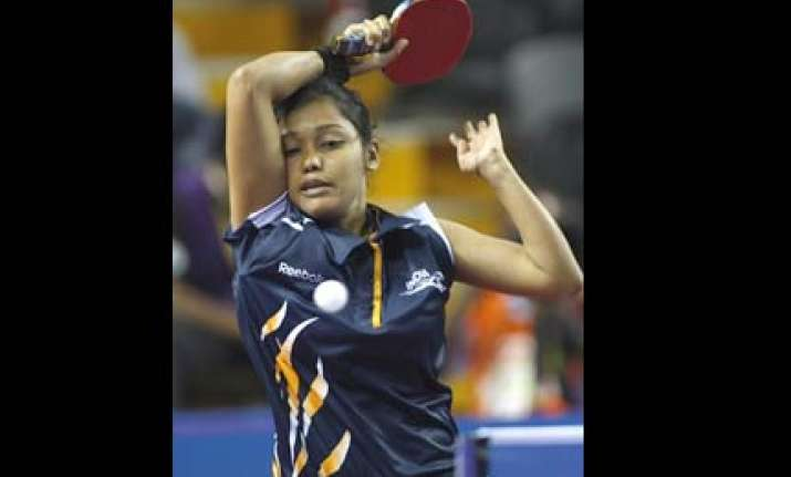 indian women win team silver in table tennis