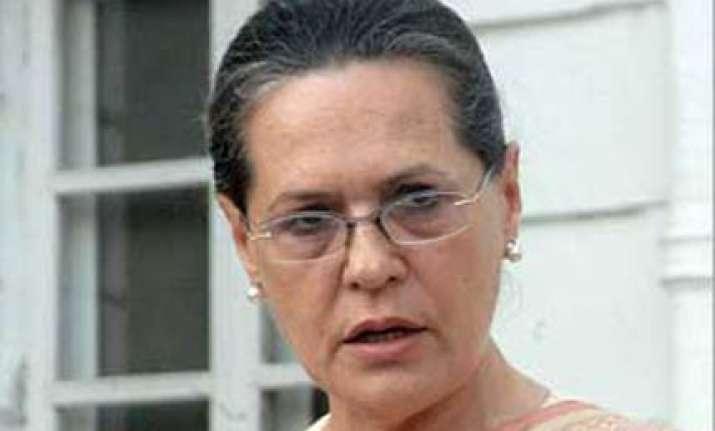 govt took huge risk on women reservation bill sonia