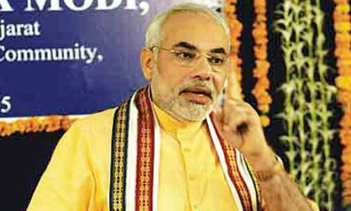 no evidence against modi in sohrab case