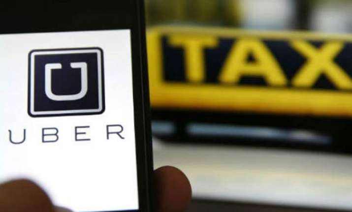 uber driver arrested in kolkata for obscene act