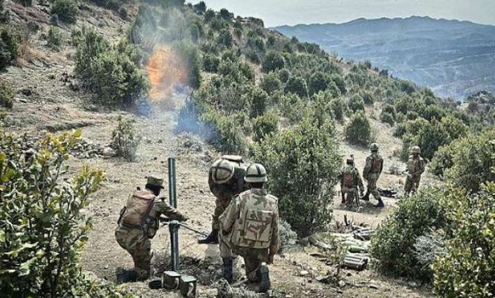 ceasefire violation pakistan resorts to unprovoked firing