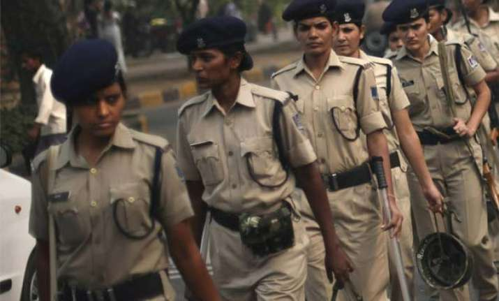 status of women in the police force numbers beyond