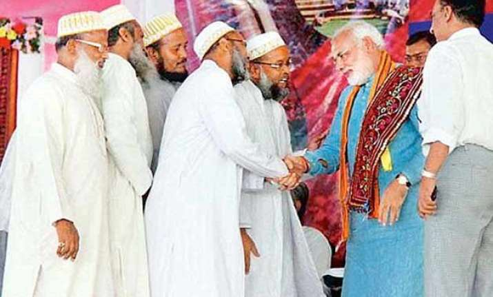 a meeting soon between modi and muslim personal law board