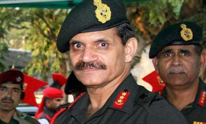 pakistan continues to support proxy war in j k army chief