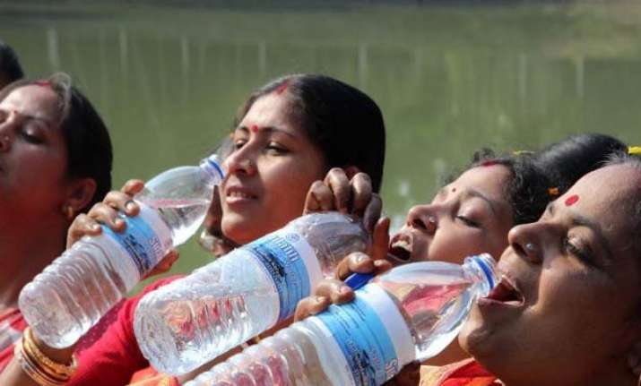 acche din for varanasi soon drinking water at 50 paise