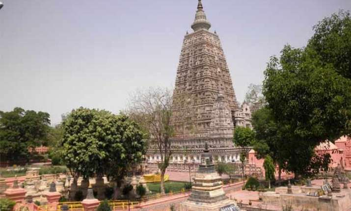 anonymous person threatens to attack mahabodhi temple