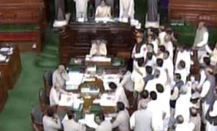 united opposition stalls parliament over fuel price hike