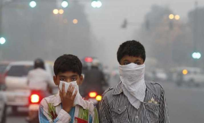 air quality in delhi violates prescribed norms cpcb