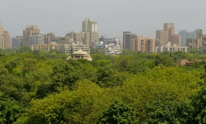 delhi govt takes steps to restore north ridge s biodiversity
