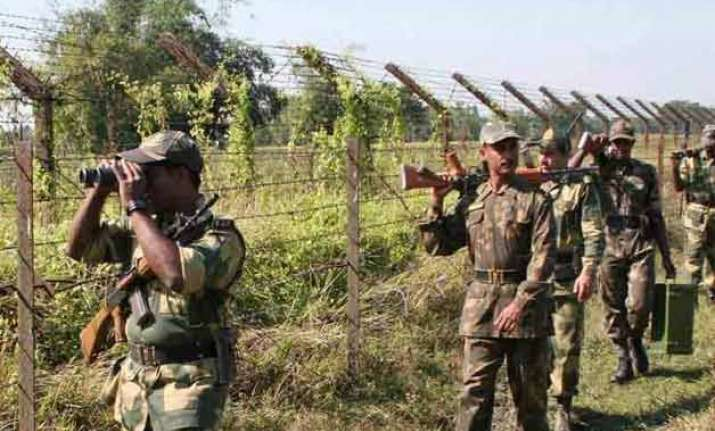 army foils infiltration bid along line of control in j k