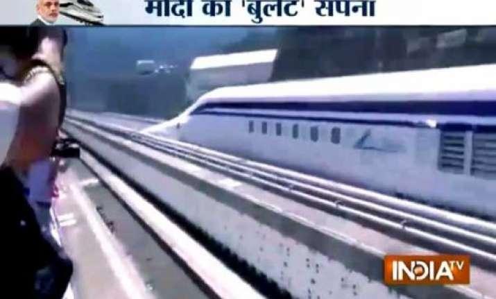 exclusive coverage pm narendra modi s dream vehicle bullet