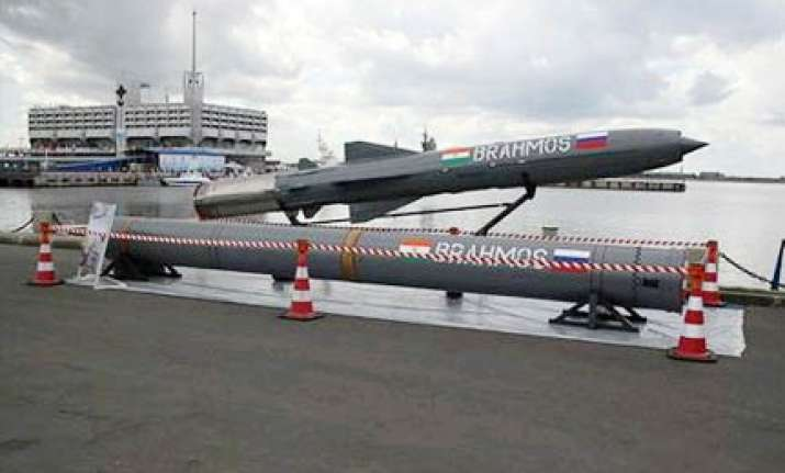 brahmos cleared for indian air force
