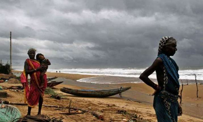 cyclone nilofar to hit gujarat as depression