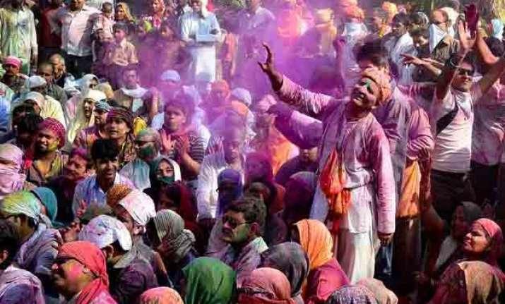 brij bhumi holi festivities to start today