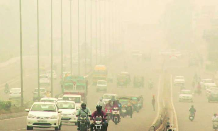 vehicles entering delhi to pay environment tax from