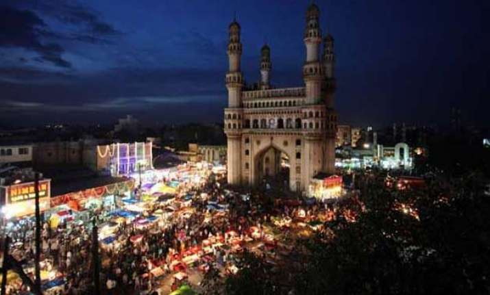 hyderabad best city to live in india survey