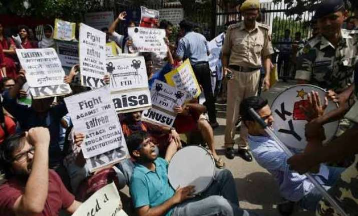 ftii ultimatum to striking students warns of rustication