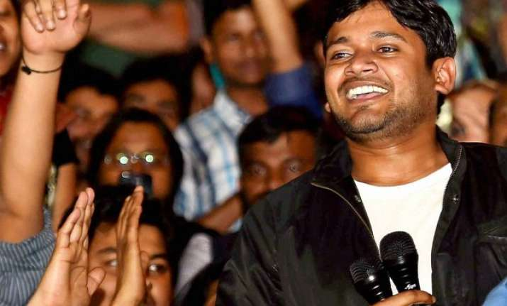 want freedom in india not from india kanhaiya kumar