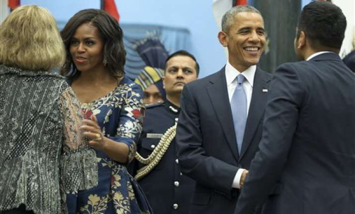barack obama to conclude his india trip with address at